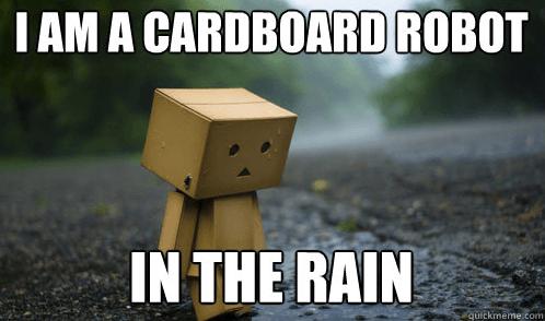 Robot meme