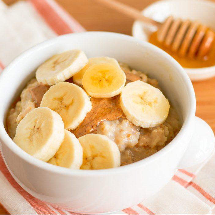 race day oatmeal