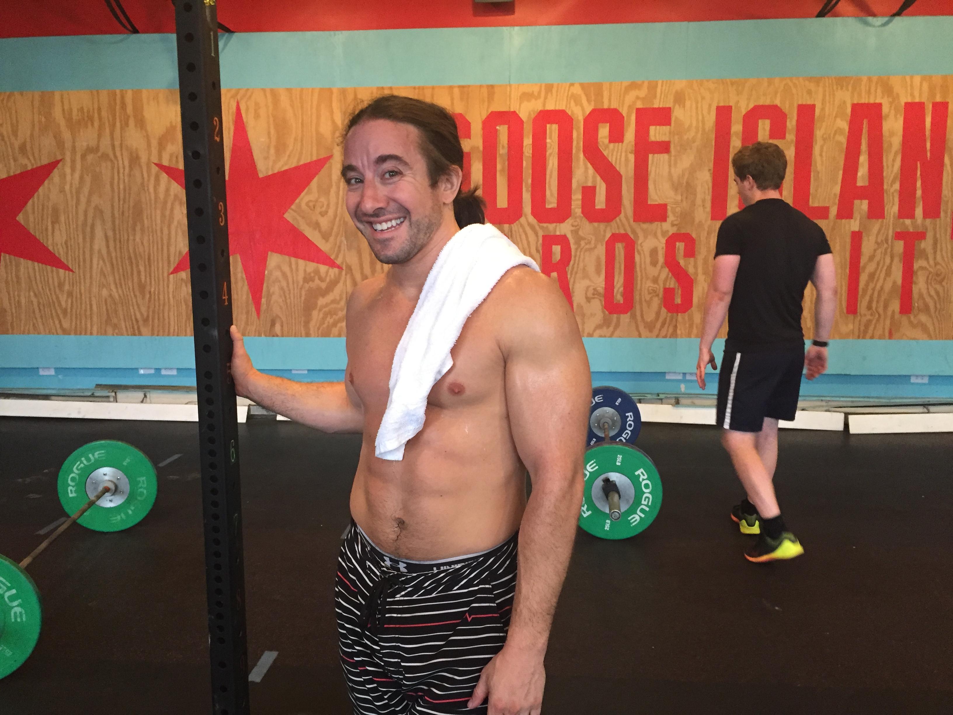 Jason Ackerman Goose Island CrossFit