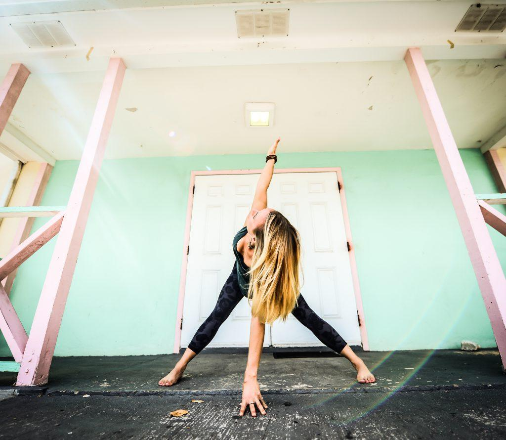 roz yoga active recovery