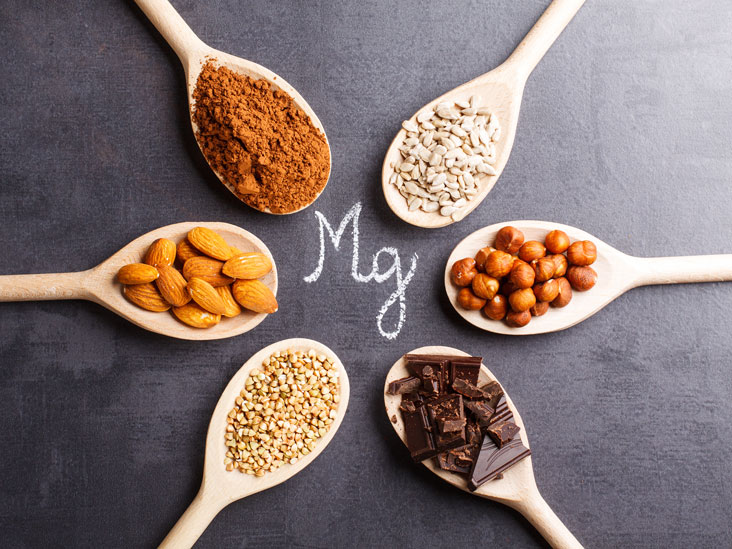 Magnesium boosts serotonin