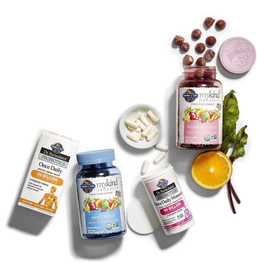 Supplements for Serotonin