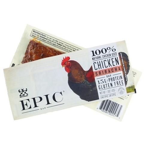 EPIC protein bar