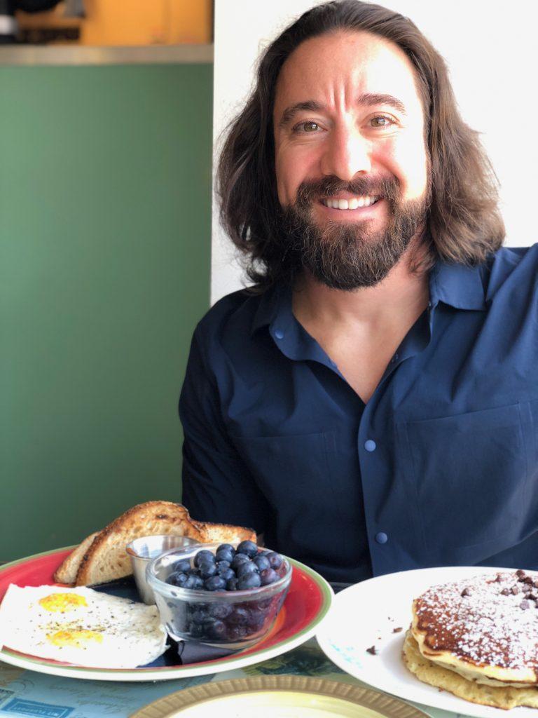 Jason's brunch at Short Stack Eatery