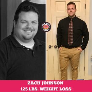 Zach Johnson lifestyle transformation