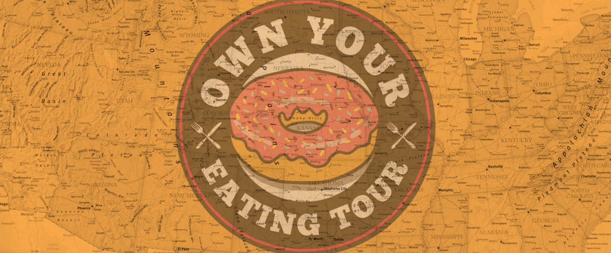 The Own Your Eating Seminar tour