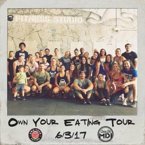 Crossfit MDI tour photo