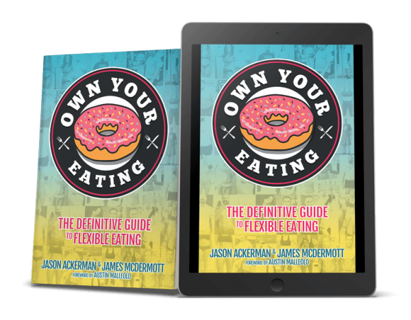 The Definitive Guide to Flexible Eating - ebook