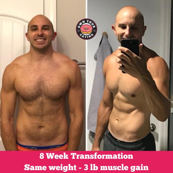 Adam Vanhooser Transformation