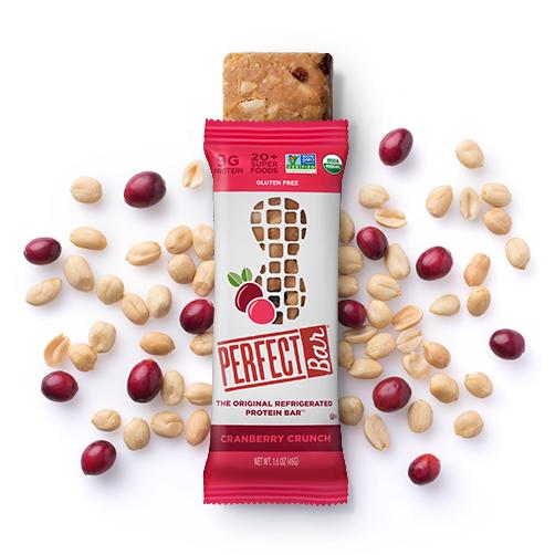 PerfectBar Cranberry Crunch
