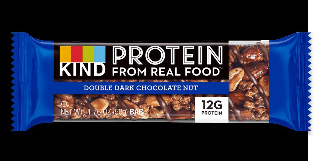 kind protein snack bar