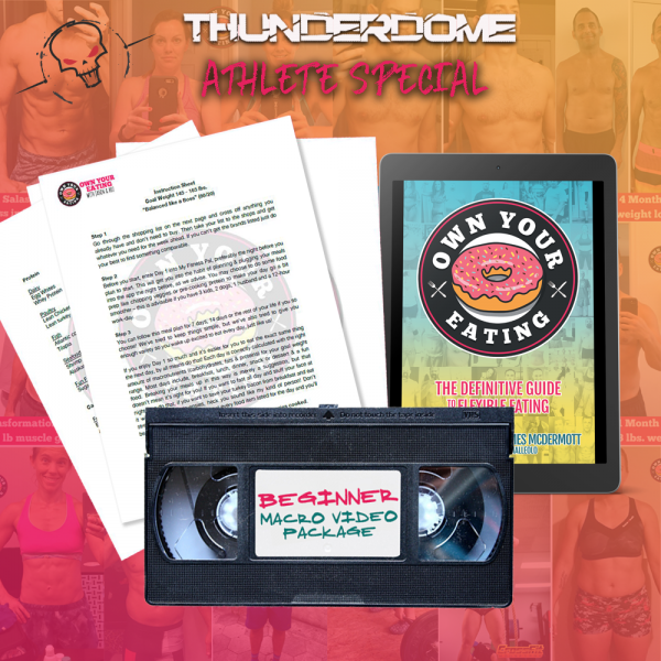 Thunderdome Nutrition Special