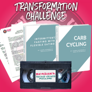 30-day transformation challenge