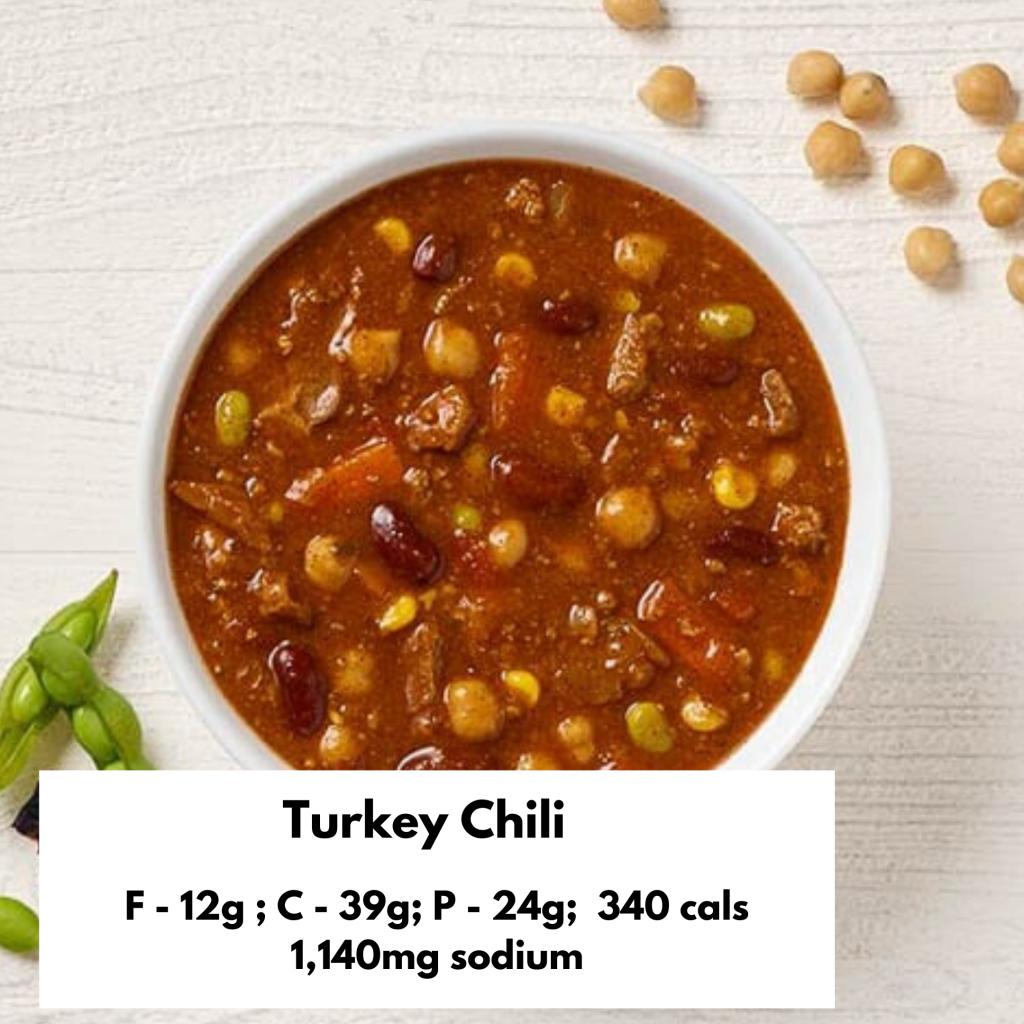 Panera Turkey Chili