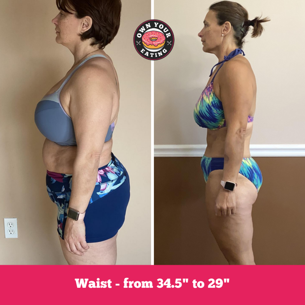 Kathy Wilkinson 4 month weight loss (2)